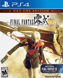 Final Fantasy Type-0 HD (PlayStation 4)